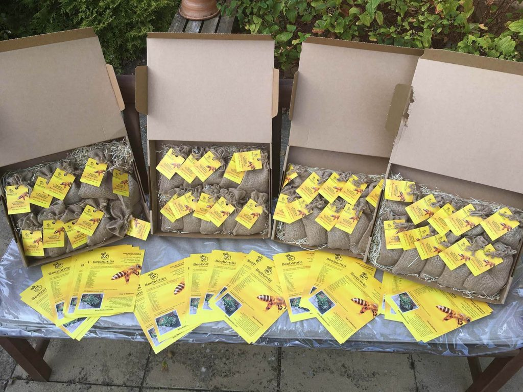 Bee Bomb Packages